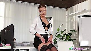 Sexy ladies strip their clothes to show their body