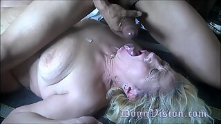 Amber Connors 56y broad hips drizzle Wife GILF