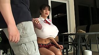 Fabulous porn movie Big Tits only for you