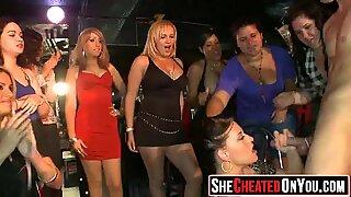 37 Hot sluts caught fucking at club 152