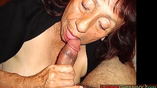 LatinaGrannY Well Aged Mature Boobs and Nudes