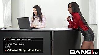 Seductive Italian Valentina Nappi Compilation