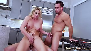 Guy fucks his best friend  ally s daughter and amateur father   Army Boy Meets Busty